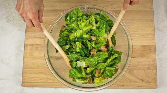 Caesar salad-17