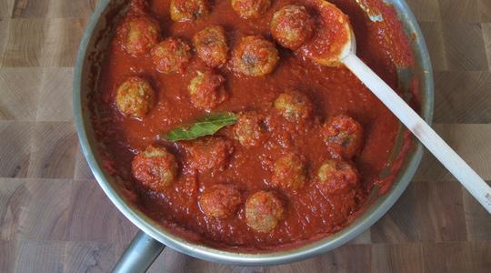 Spaghetti and meatballs-09