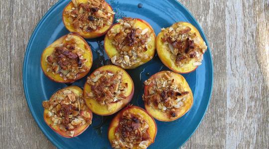 Honey-nut peaches-07