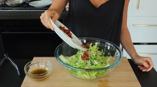 Frisee salad-08