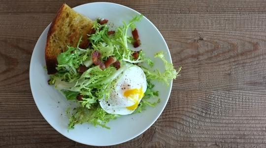 Frisee salad-11