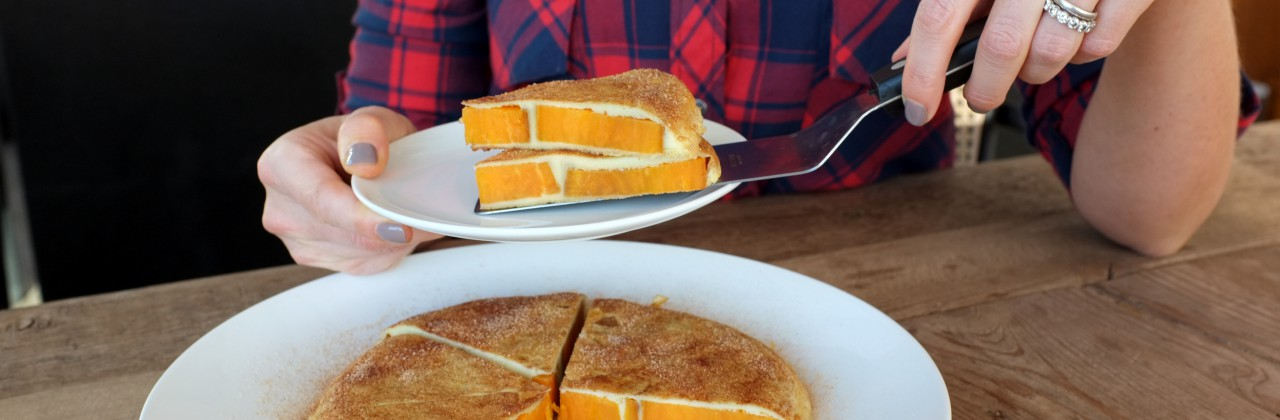 Sweet Sweet Potato Frittata