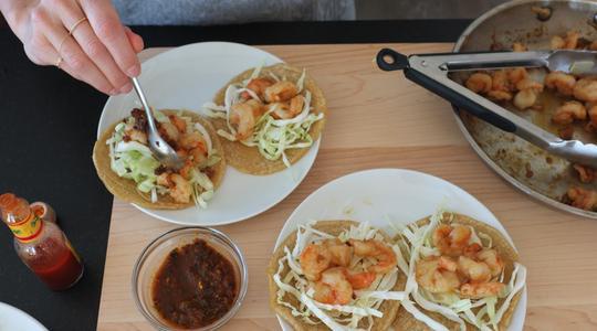 Shrimp tacos-12