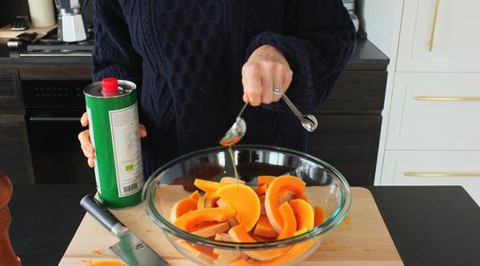 Lemon-parmesan breadcrumb-baked butternut squash-07
