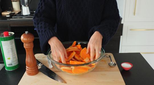Lemon-parmesan breadcrumb-baked butternut squash-09