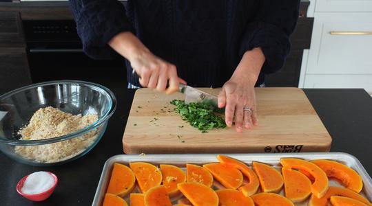 Lemon-parmesan breadcrumb-baked butternut squash-12