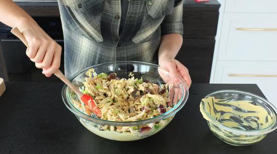Curried chicken salad-11