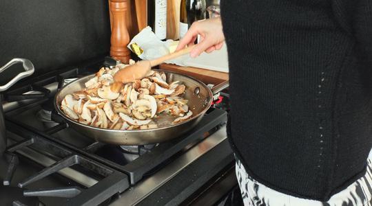 Mushroom pasta-09