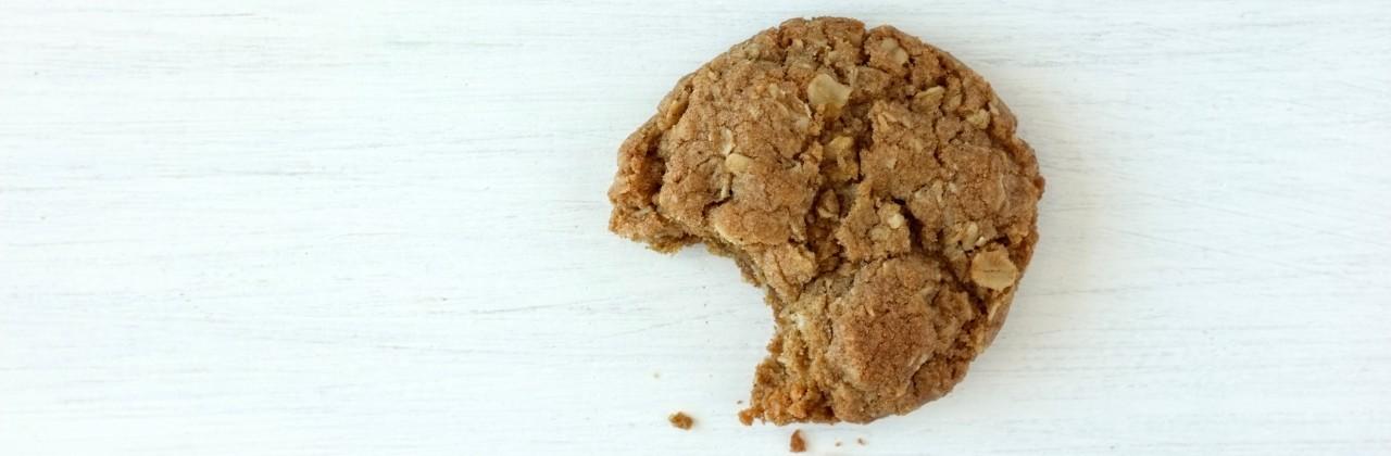 Gluten-Free Oatmeal Coconut  Cookies