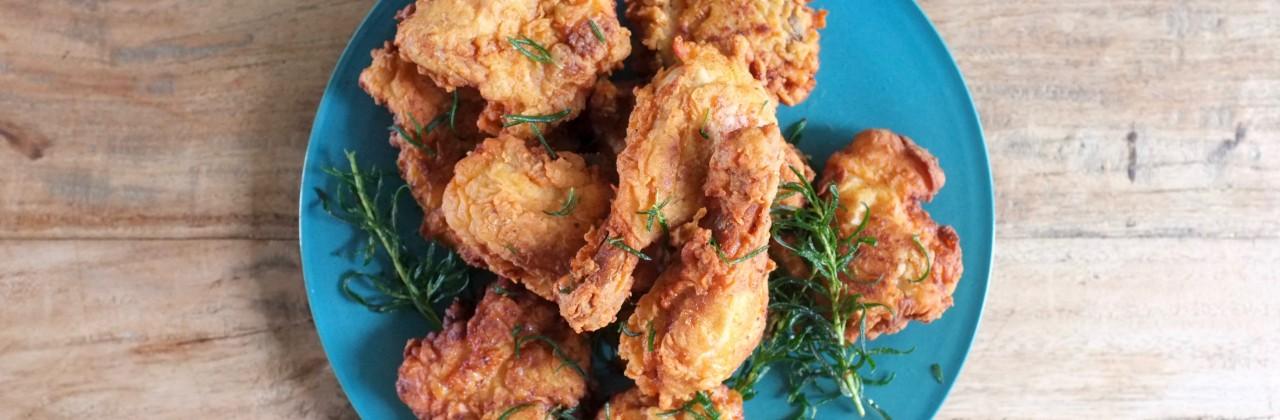 Buttermilk Panfried Chicken