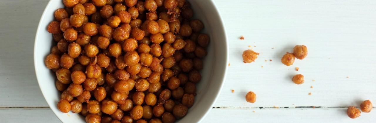 Roasted & Spiced Chickpeas