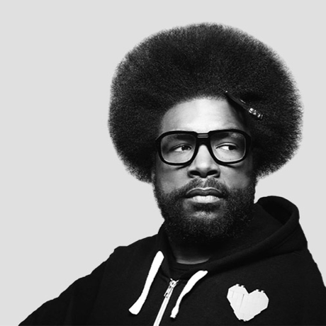 Headshot of Questlove
