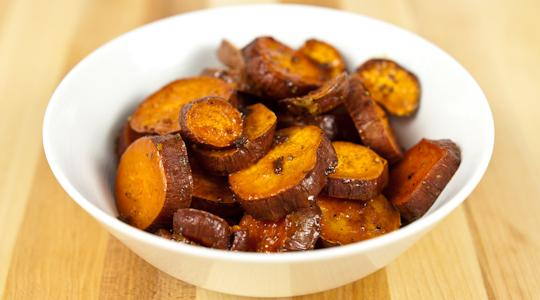 Roasted sweet potato coins-07