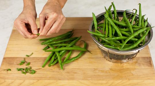 Green beans with almonds-01