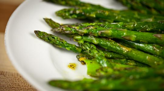 Asparagus with lemon-09
