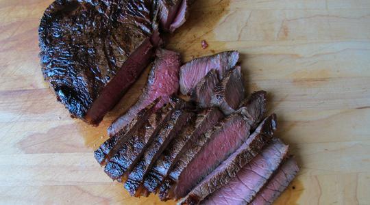 Grilled soy sirloin steak-02