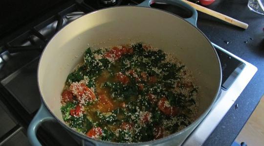 Baked quinoa-12