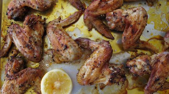 Lemon pepper chicken wings-06
