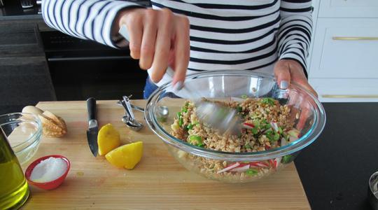 Farro salad-09
