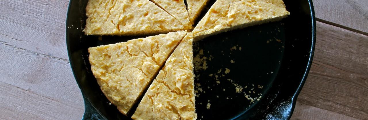 Cornbread (with butternut squash!)