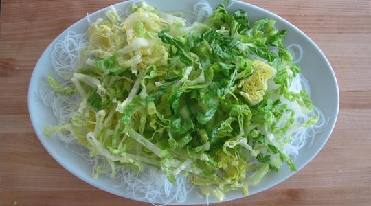 Rice noodle salad-04