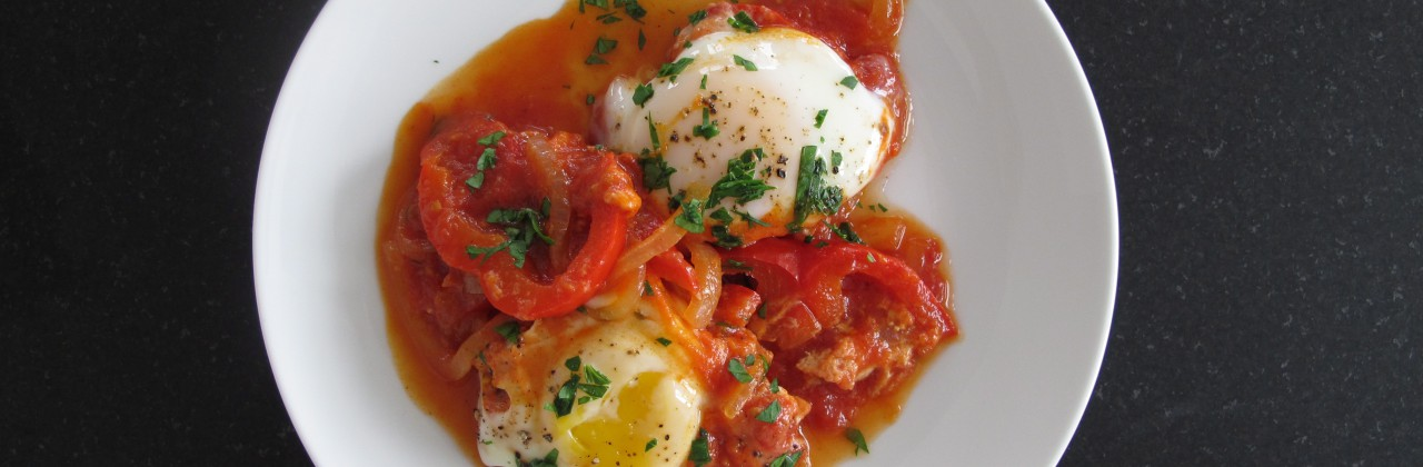 Basque Eggs