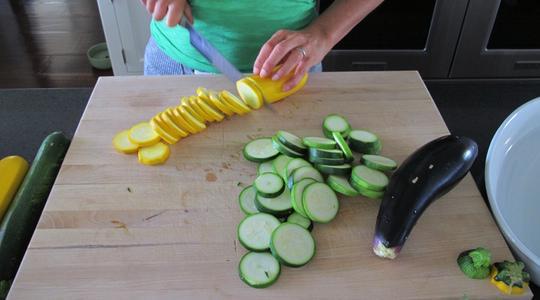 Zucchini and eggplant casserole-01