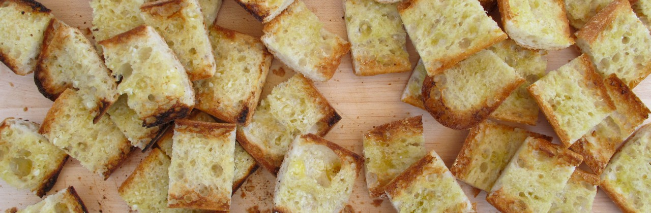 Garlic Bread 2 Ways