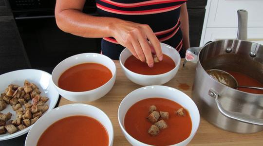 Tomato soup-12