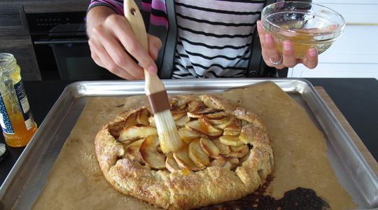 Apple crostata-19