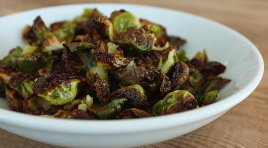 Brussels sprout chips-06