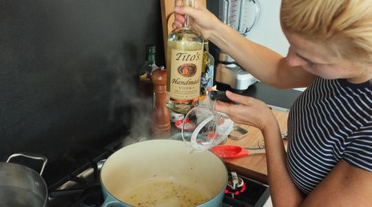 Rigatoni alla vodka-04