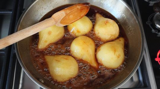 Caramelized pears-07