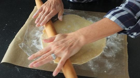 Flakely pie crust-13