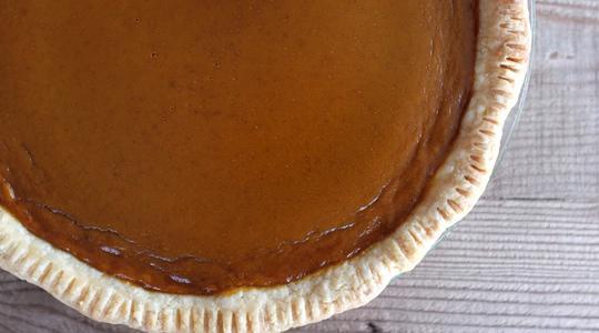 Pumpkin pie-12