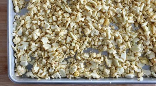 Yellow cauliflower rice-04