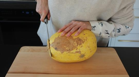 Roasted spaghetti squash-almond butter-01