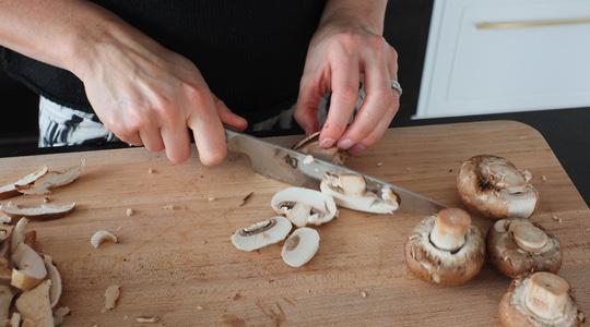 Mushroom pasta-07