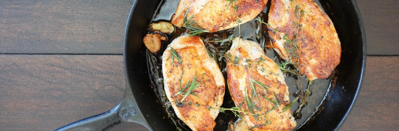 Butter & Herb Chicken