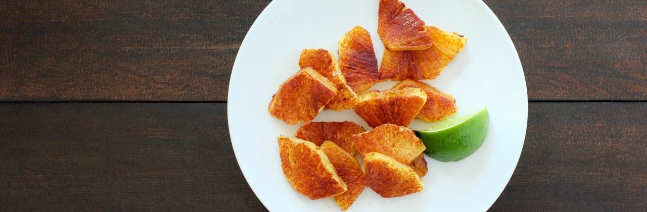 Cinnamon Roasted Pineapple