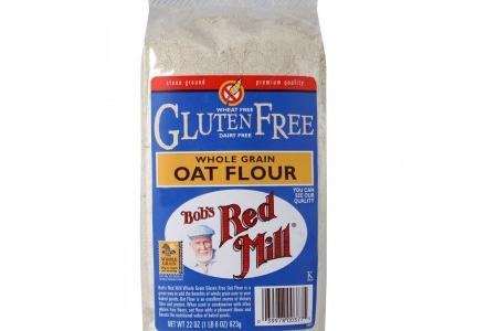 Glutenfree oatflour f 1800