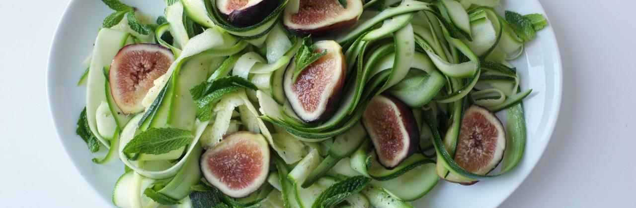 Zucchini & Figs
