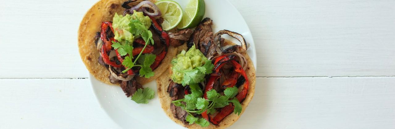 Quick Carne Asada Tacos