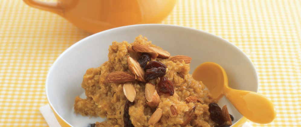 Oatmeal (with Sweet Potato)