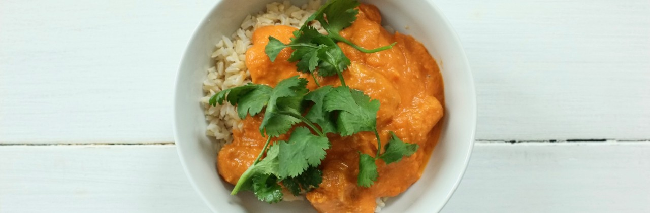 Indian Butter Chicken Recipe From Jessica Seinfeld